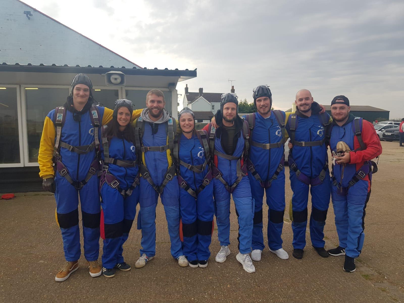 AMC's Skydive