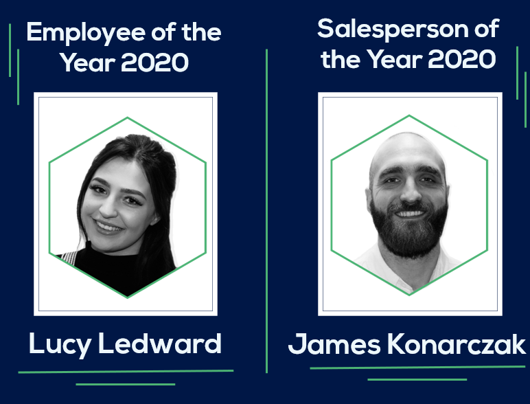 Employee and Salesperson of the Year FY20